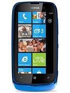 Nokia Lumia 610 leírás adatok