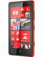 Nokia Lumia 820 leírás adatok