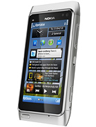 Nokia N8 leírás adatok