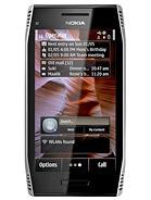 Nokia X7-00 leírás adatok