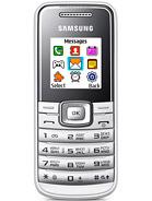 Samsung E1050 leírás adatok
