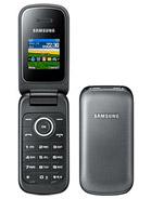 Samsung E1190 leírás adatok