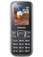 Samsung E1230 leírás adatok