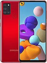 Samsung Galaxy A21s leírás adatok