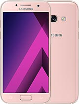 Samsung Galaxy A3 (2017) leírás adatok