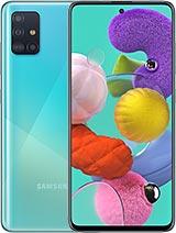 Samsung Galaxy A51 leírás adatok