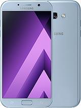 Samsung Galaxy A7 (2017) leírás adatok