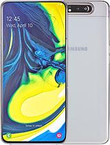 Samsung Galaxy A80 leírás adatok