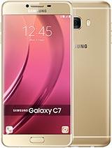 Samsung Galaxy C7 leírás adatok