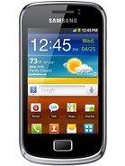 Samsung Galaxy mini 2 S6500 leírás adatok