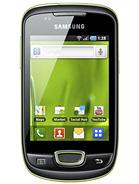 Samsung Galaxy Mini S5570 leírás adatok