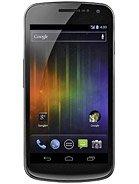 Samsung Galaxy Nexus leírás adatok