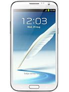 Samsung Galaxy Note 2 leírás adatok