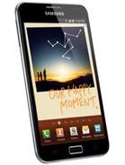 Samsung Galaxy Note leírás adatok