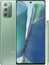 Samsung Galaxy Note 20 leírás adatok