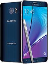 Samsung Galaxy Note 5 Duos leírás adatok