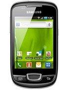 Samsung Galaxy Pop Plus leírás adatok