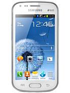 Samsung Galaxy S Duos S7562 leírás adatok