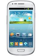 Samsung Galaxy S3 mini I8190 leírás adatok