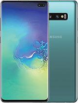 Samsung Galaxy S10 Plus leírás adatok