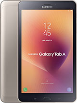 Samsung Galaxy Tab A 8.0 (2017) leírás adatok
