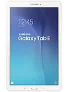 Samsung Galaxy Tab E (9.6) leírás adatok
