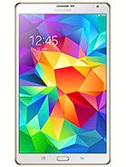 Samsung Galaxy Tab S (8.4) leírás adatok