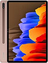 Samsung Galaxy Tab S7 Plus leírás adatok