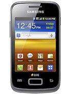 Samsung Galaxy Y Duos leírás adatok