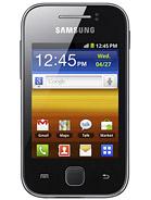 Samsung Galaxy Y S5360 leírás adatok