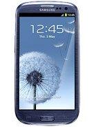 Samsung Galaxy S3 i9300 leírás adatok