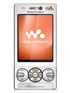 Sony Ericsson W705 leírás adatok