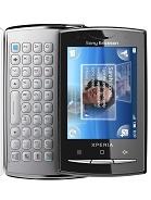 Sony Xperia X10 mini pro leírás adatok