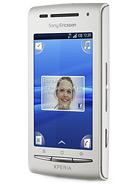 Sony Xperia X8 leírás adatok