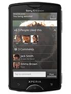 Sony Xperia mini leírás adatok