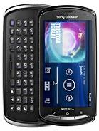Sony Xperia pro leírás adatok