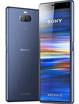 Sony Xperia 10 leírás adatok