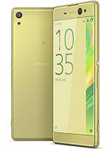 Sony Xperia XA Ultra leírás adatok