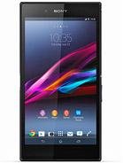 Sony Xperia Z Ultra leírás adatok