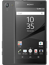 Sony Xperia Z5 Compact leírás adatok