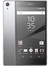 Sony Xperia Z5 Premium Dual leírás adatok