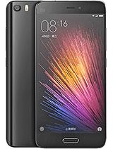 Xiaomi Mi 5 leírás adatok